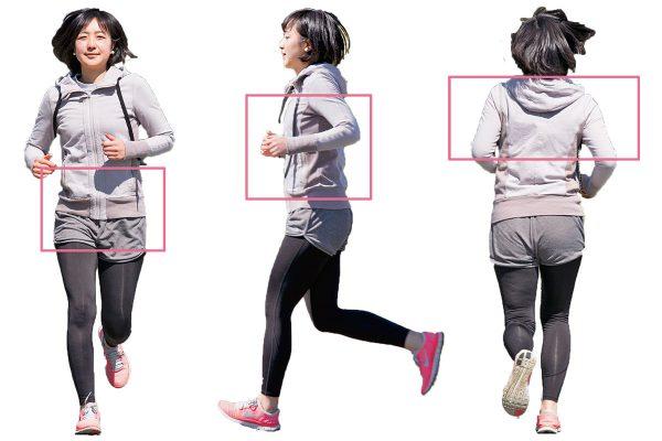 【真鍋未央のランニングフォーム診断&改善メニュー】股関節まわりの動きが硬い