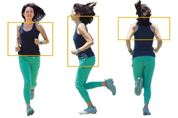 【真鍋未央のランニングフォーム診断&改善メニュー】腕振りが小さくなりがち