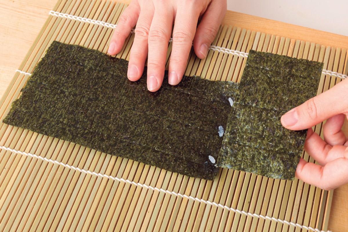 夏休みに親子で作ろう! 巻いて楽しい、食べておいしい「飾り寿司」のススメ_06
