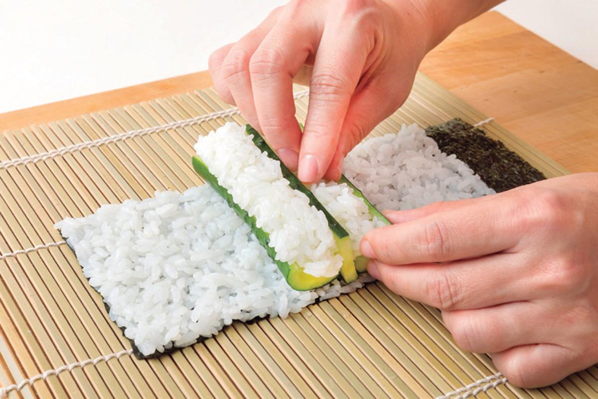 夏休みに親子で作ろう! 巻いて楽しい、食べておいしい「飾り寿司」のススメ_08
