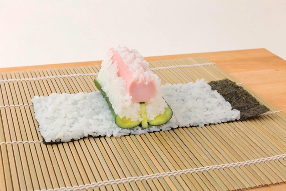 夏休みに親子で作ろう! 巻いて楽しい、食べておいしい「飾り寿司」のススメ_09