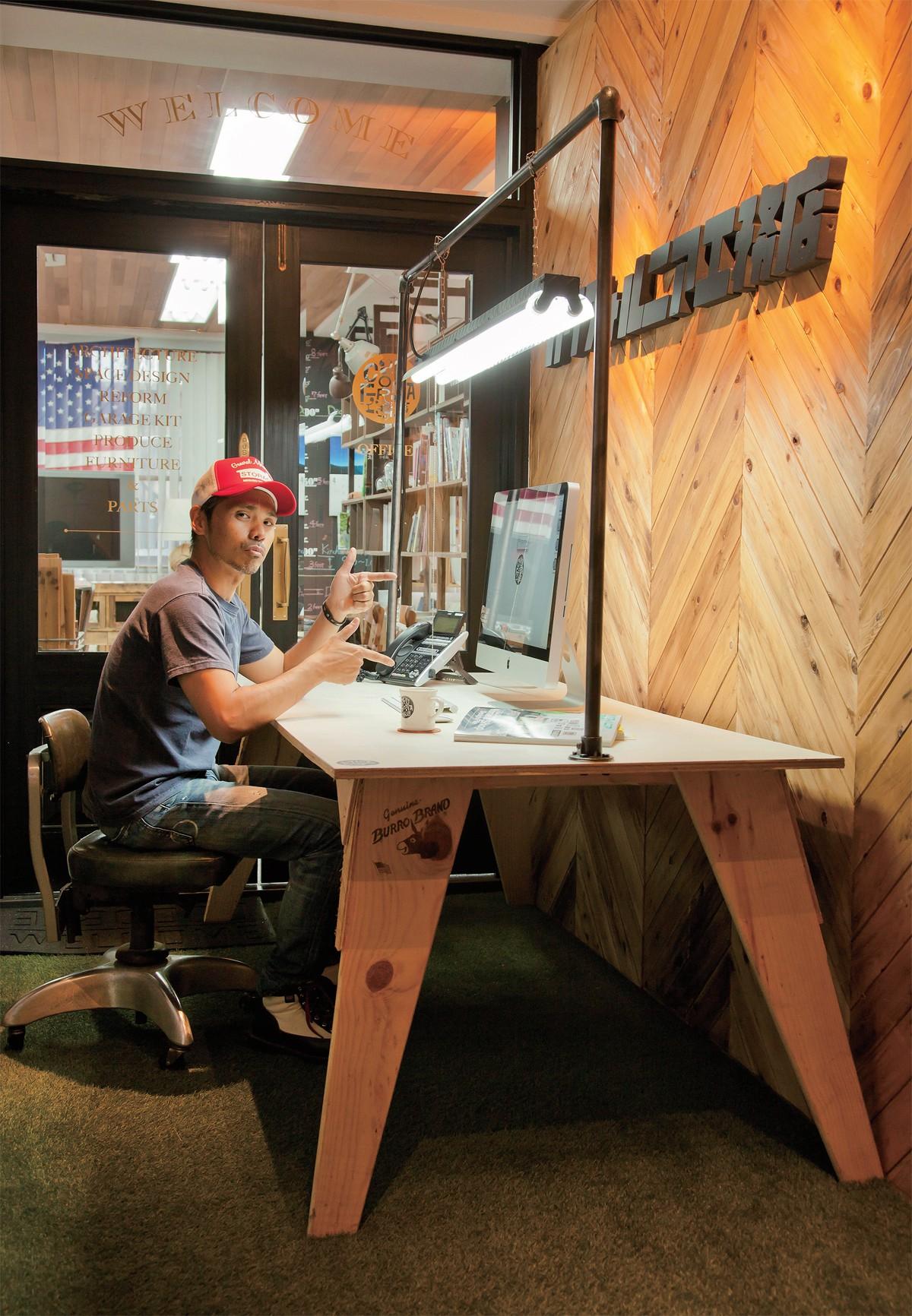 【カリフォルニア工務店】D.I.Y.でデスクを作っちゃいます!(後編)_10