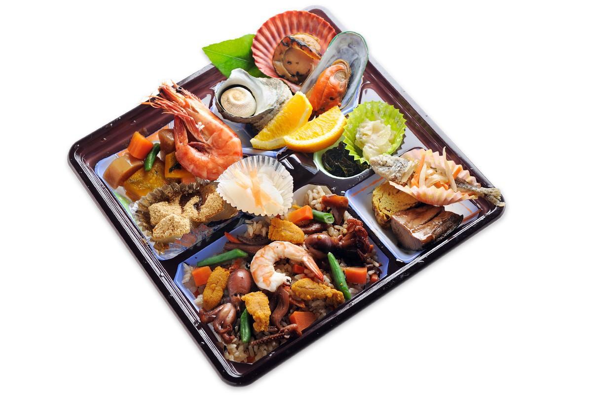 食事処「秀丸」|【お伊勢参りの新定番】海の幸てんこ盛りのご当地グルメ「鳥羽弁当」がスゴい!