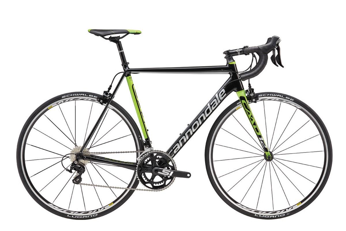 CANNONDALE/CAAD 12 105(キャノンデール/キャード12 105)|【ロードバイク編】自転車雑誌『BICYCLE PLUS』が選ぶ2016年オススメ自転車3選