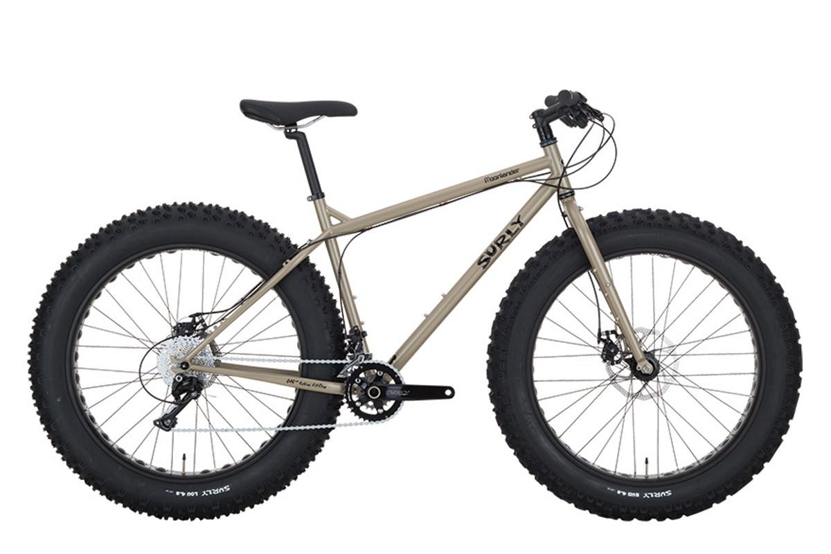 SURLY/MOONLANDER(サーリー/ムーンランダー) 【オフロード編】自転車雑誌『BICYCLE PLUS』が選ぶ2016年オススメ自転車3選