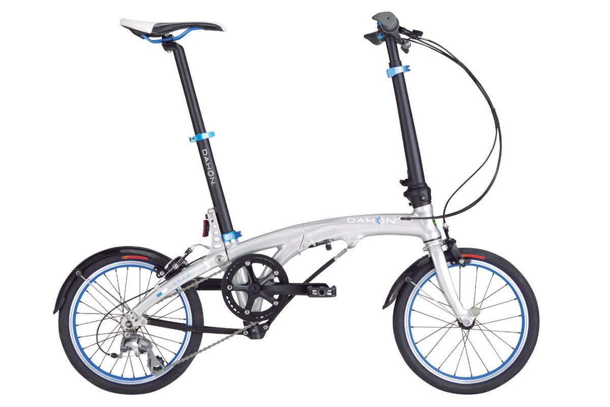 DAHON/EEZZ D3(ダホン/イージー D3) 小径だからって侮れない! 自転車雑誌『BICYCLE PLUS』が選ぶオススメミニベロ3選