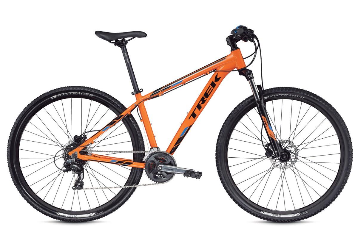 TREK/MARLIN 6(トレック/マーリン6) 【オフロード編】自転車雑誌『BICYCLE PLUS』が選ぶ2016年オススメ自転車3選