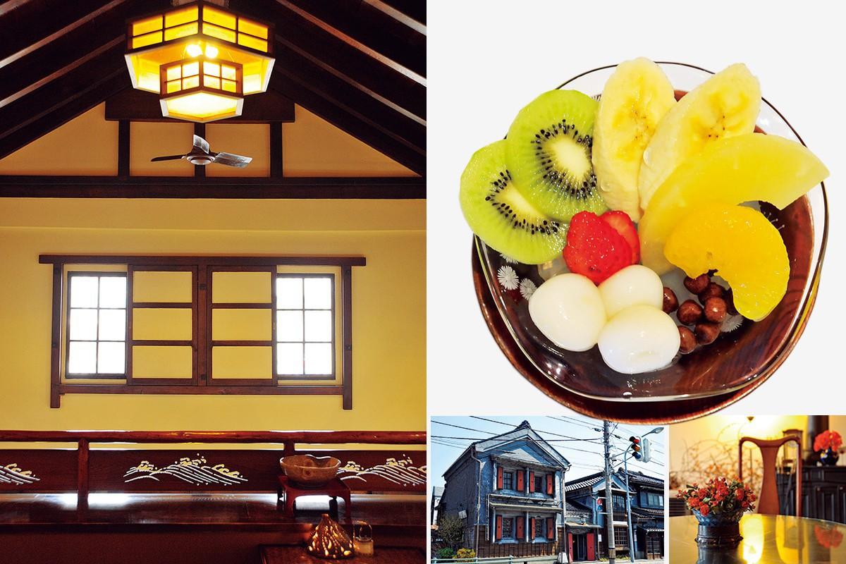茶房 ひし伊(ひしい)|ゆったりした時の流れを感じる函館リノベーションカフェ