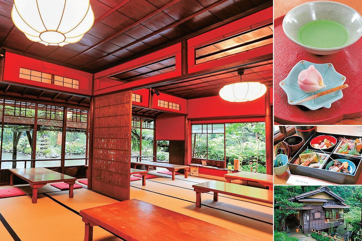 三芳庵(みよしあん) 【金沢の旅】名園を眺めながら至福の一服。兼六園は茶屋も風情たっぷり!