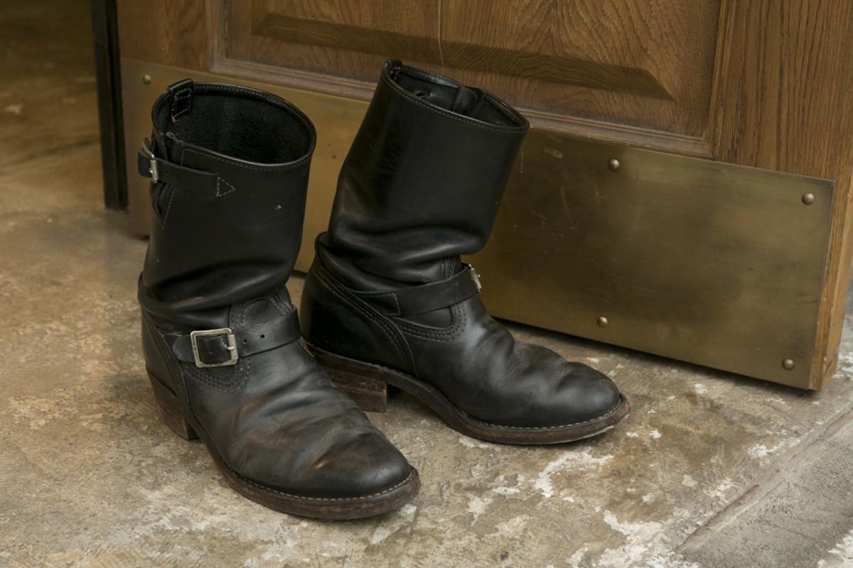 名作靴-5-1200