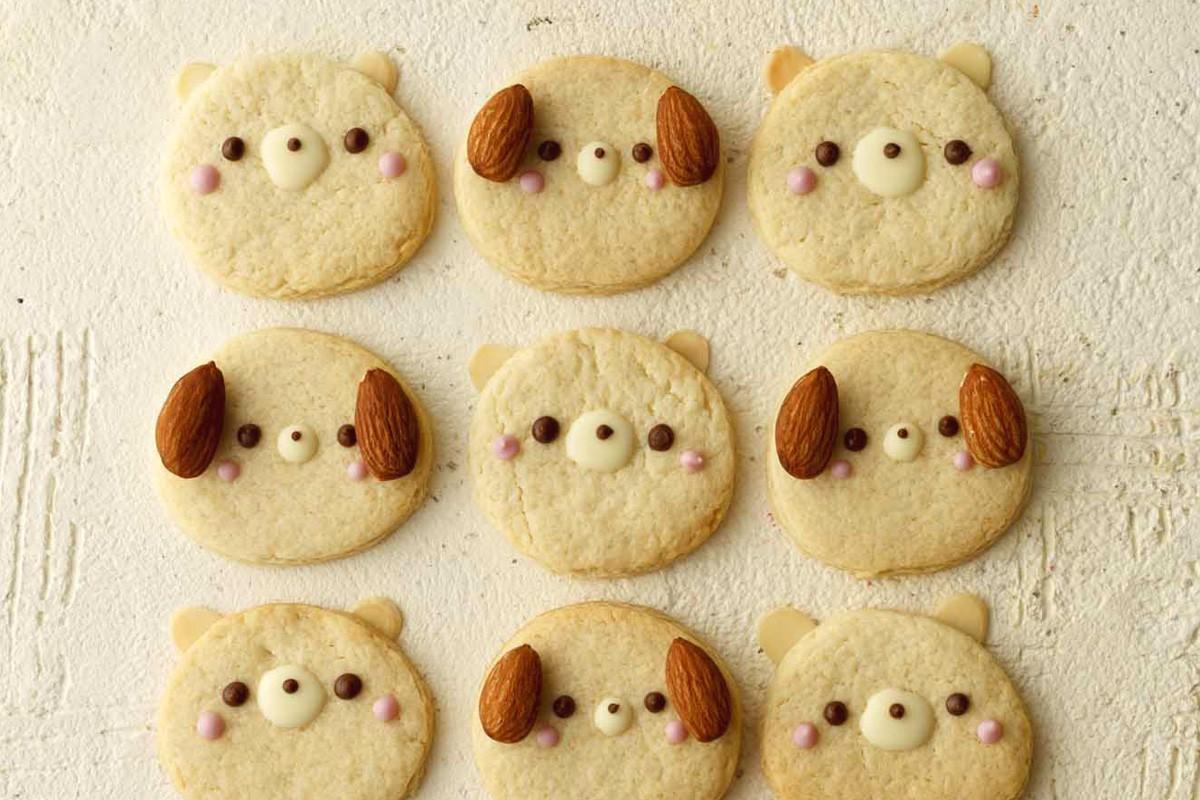 チョコペン クッキー