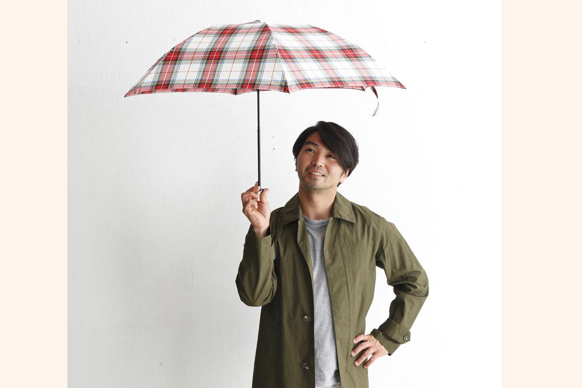 5マッキントッシュ軽い傘