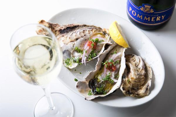 シチリアーナ牡蠣