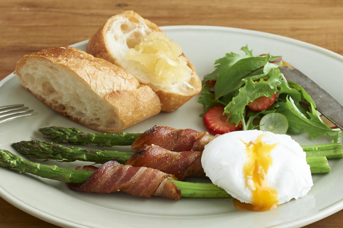 毎朝が楽しくなる! 簡単「ワンプレート朝ごはん」でゆとりの朝