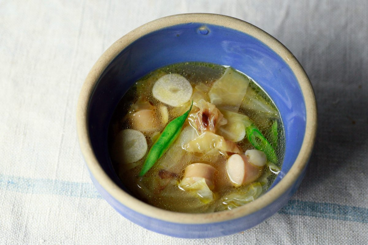 素材の味を引き出す、おいしいスープ作りのための5つのポイント