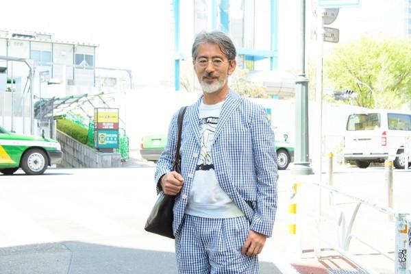 今年の夏はギンガムチェックで清涼感アップ! 大人の男が着こなすチェックコーデ