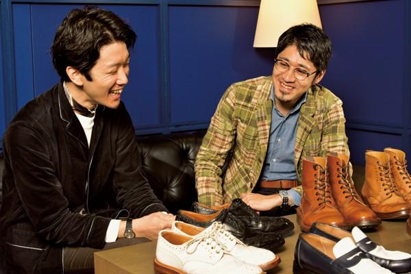 トリッカーズ愛が止まらない! 革靴好きがトコトン語るトリッカーズの魅力。