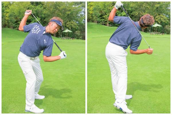 左右に回さず上下運動? アマチュアゴルファーは肩の回し方を意識しよう!