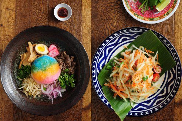 SNSで話題、レインボーのフォー!? ハワイで一番、インスタ映えするレストラン【本田直之のThe Hawaii's Best Restaurants・第7回】