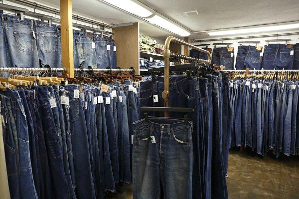 約200万円のジーンズ! ヴィンテージの奥深さに注目!!
