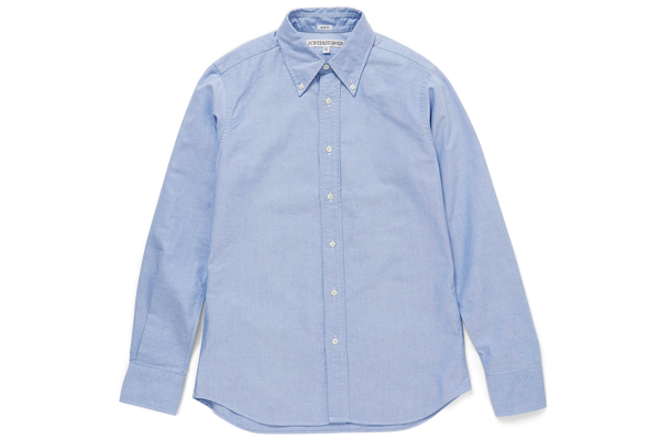 デニムやチノとも好相性。大人の休日シャツは「オックスフォードB.D.」が正解!