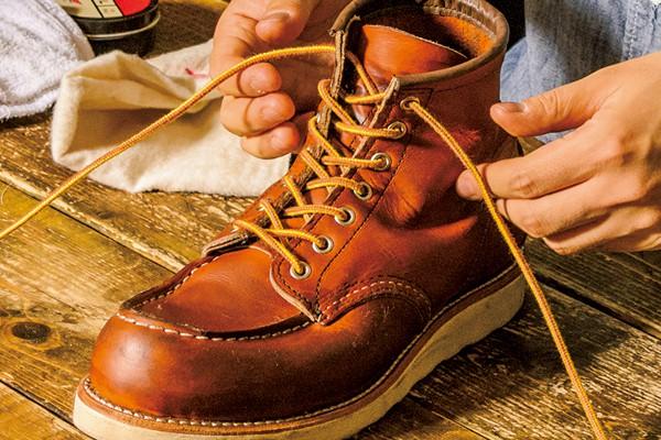 エイジングこそ正義!カッコいいブーツを作るための基本のお手入れ術。
