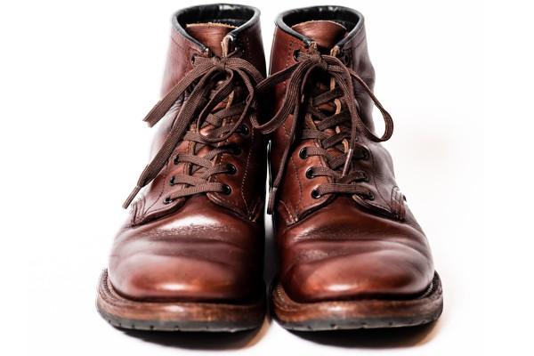 思わずため息……。レッド・ウィング・ジャパン代表が愛するこの世に一足しかないブーツ。