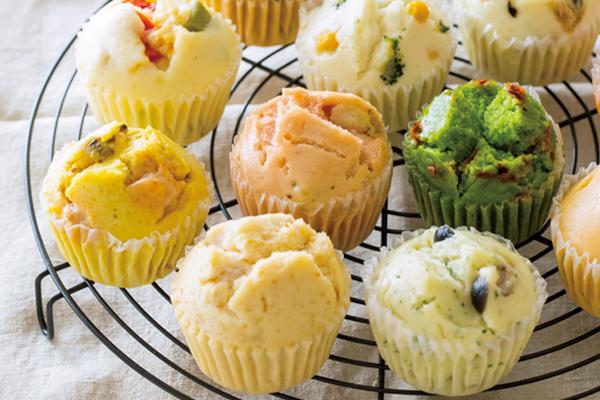 小麦アレルギーのある子も安心。卵・乳製品もゼロの米粉で作るもっちり蒸しパンの作り方