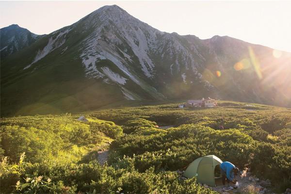 北アルプスを登るならココは外せない! 表銀座の名物たち