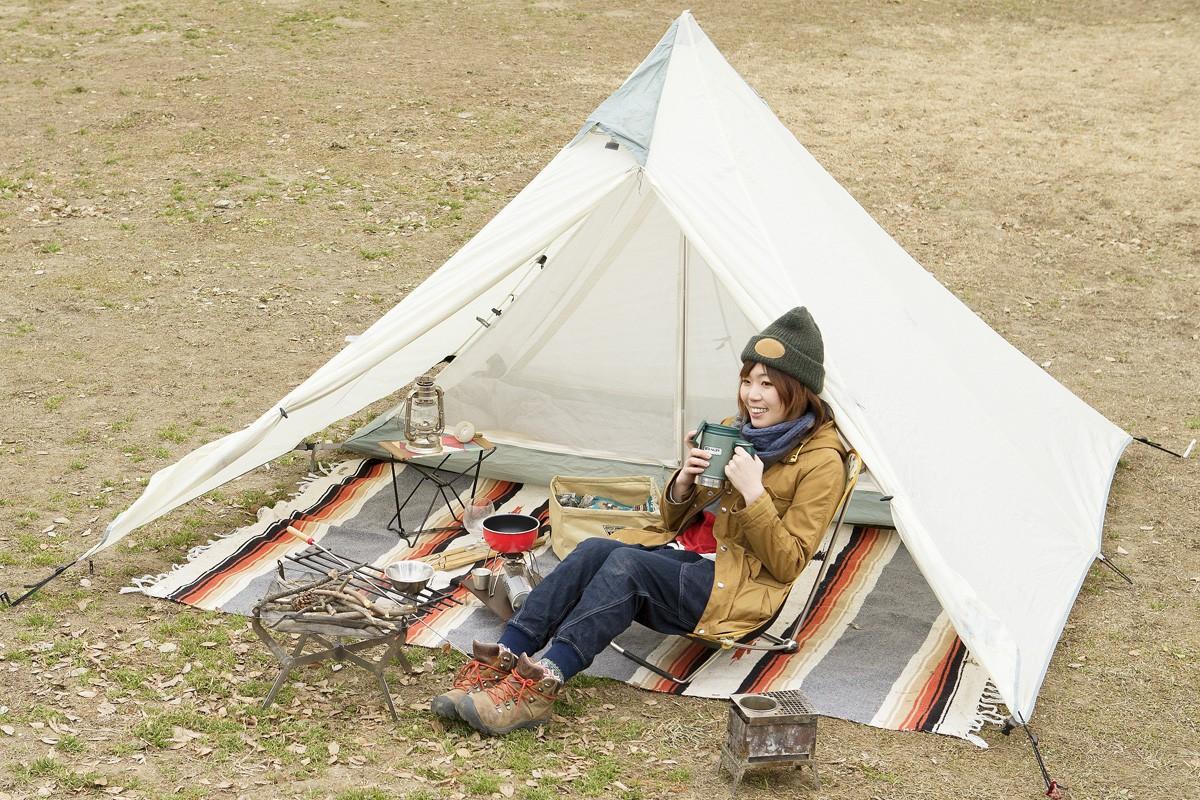 ひとり キャンプ