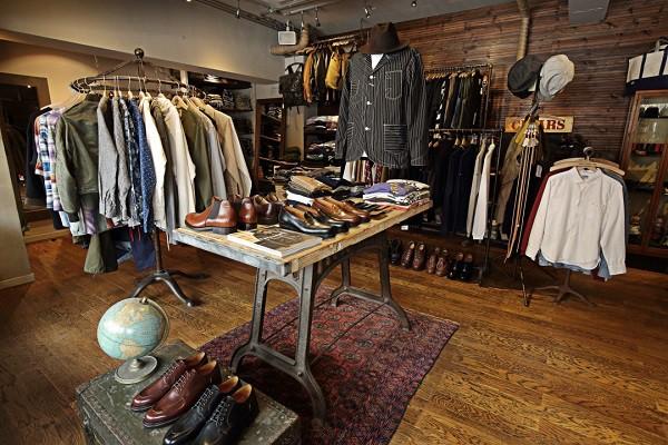 """""""スマクロ""""の愛称で四半世紀に渡り愛されてきた老舗「SMART CLOTHING STORE HARAJUKU」。"""