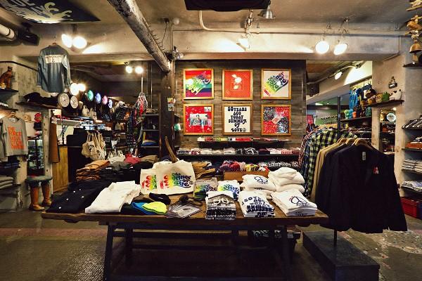 ファッションの街、代官山のランドマーク的存在。HOLLYWOOD RANCH MARKET(東京・代官山)