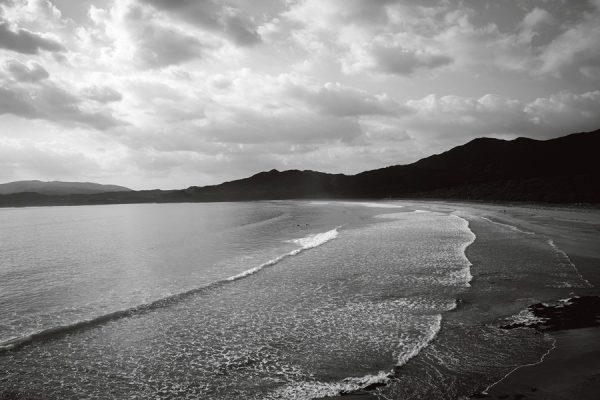 日本ロングボード紀行 高知・大岐の浜