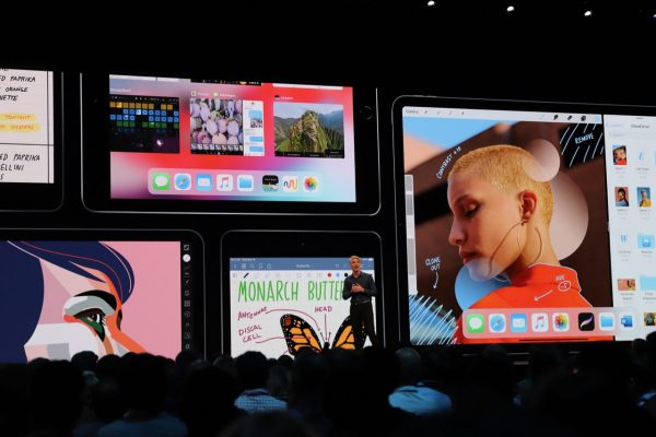 新しいiPadOSは外付けハードディスクを読める。iPhoneも