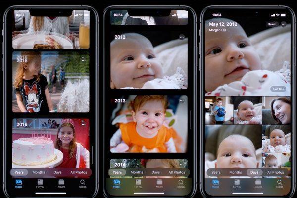 子供のいる人はきっと泣いちゃう! iOS 13の『写真』の新機能『Days』