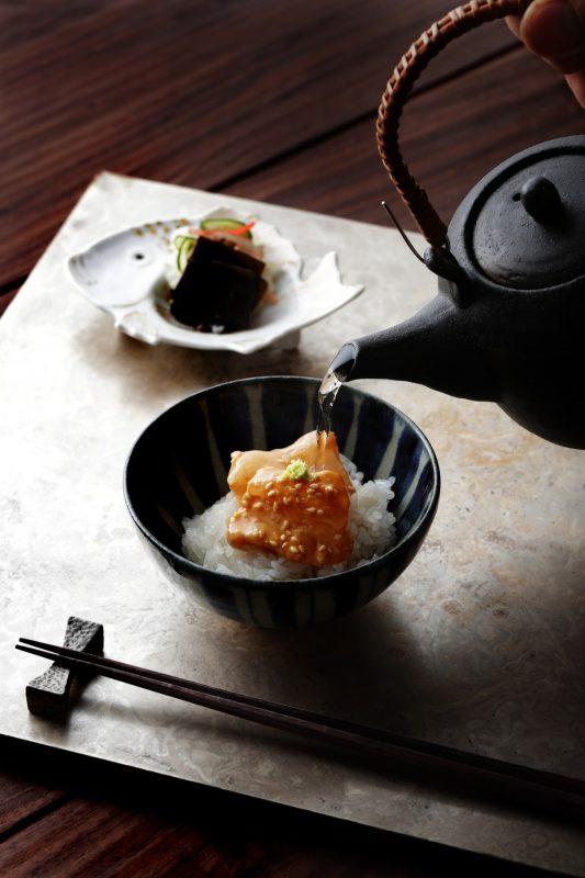茶漬け 作り方 鯛