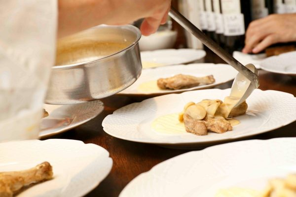 【郷土フレンチってナンだ?】ノルマンディ料理に舌鼓 麹町『Aux provencaux』