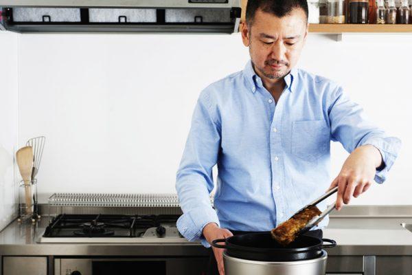 プロダクトデザイナー 辻村哲也さんがバーミキュラ ライスポットを使ってみた