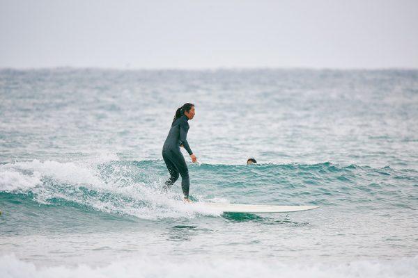 サーフィン講座|悩める女子サーファーいらっしゃい!Vol.3長く波に乗る