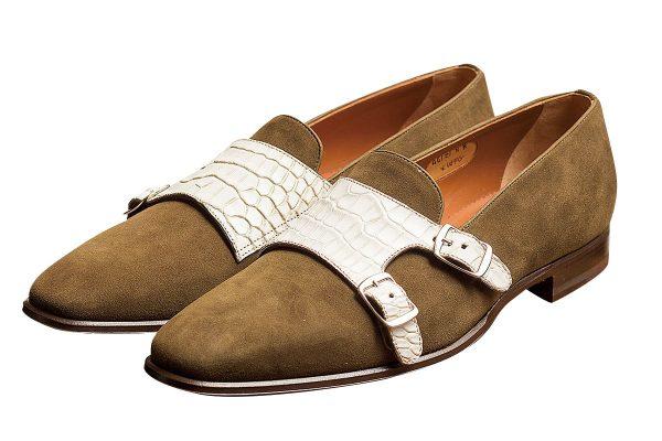 エキゾチックレザーのシューケア&靴磨きの方法とは?