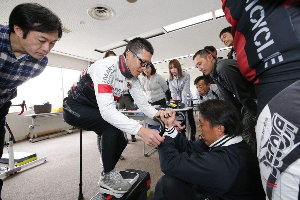 ルブリカントで安藤隼人さんの ロードバイク速攻上達セミナー7/14(日)開催!