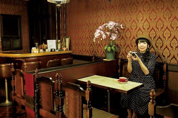 難波里奈さんが大切にしている、純喫茶3つの風景。