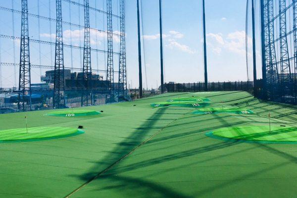 第1回EVENゴルフ練習会