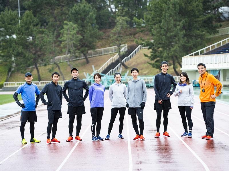 【チームサッカニー】フルマラソン前、最後のメモリアルラン。中距離走で体に刺激を!