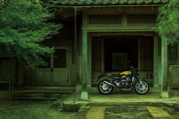<KAWASAKI Z900RSカスタムファイル>Zのある生活が見えてくる/ビトーR&D