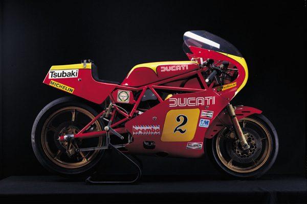 【DUCATI名車図鑑】たった20台だけ生産されたF2レーサー レーシングパンタ
