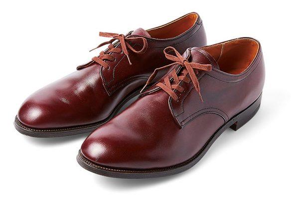 カーフレザーから靴を語ろう