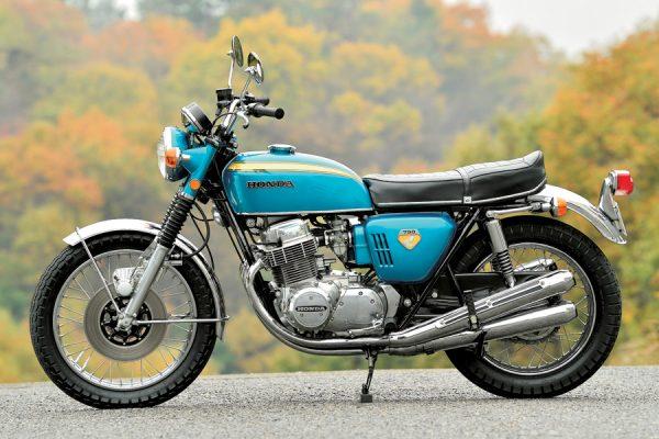 HONDA CBシリーズの60年『1969 CB750Four』