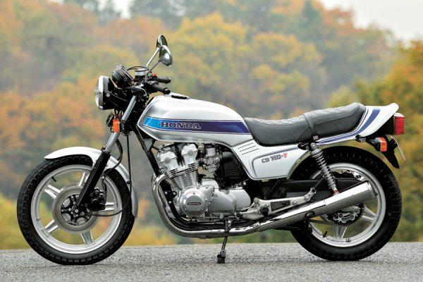 HONDA CBシリーズの60年『1979 CB750F』