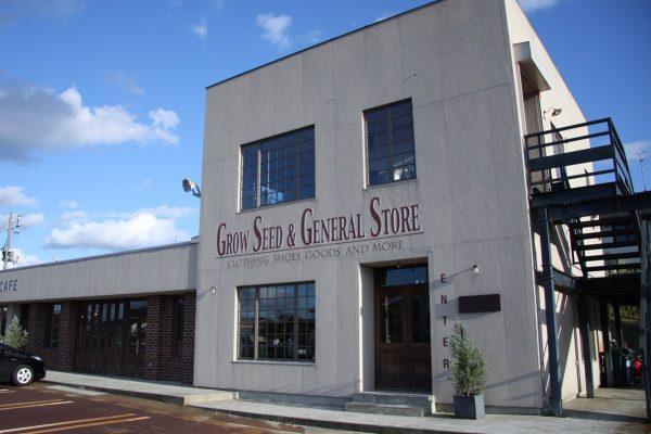 GROW SEED & GENERAL STORE(新潟)